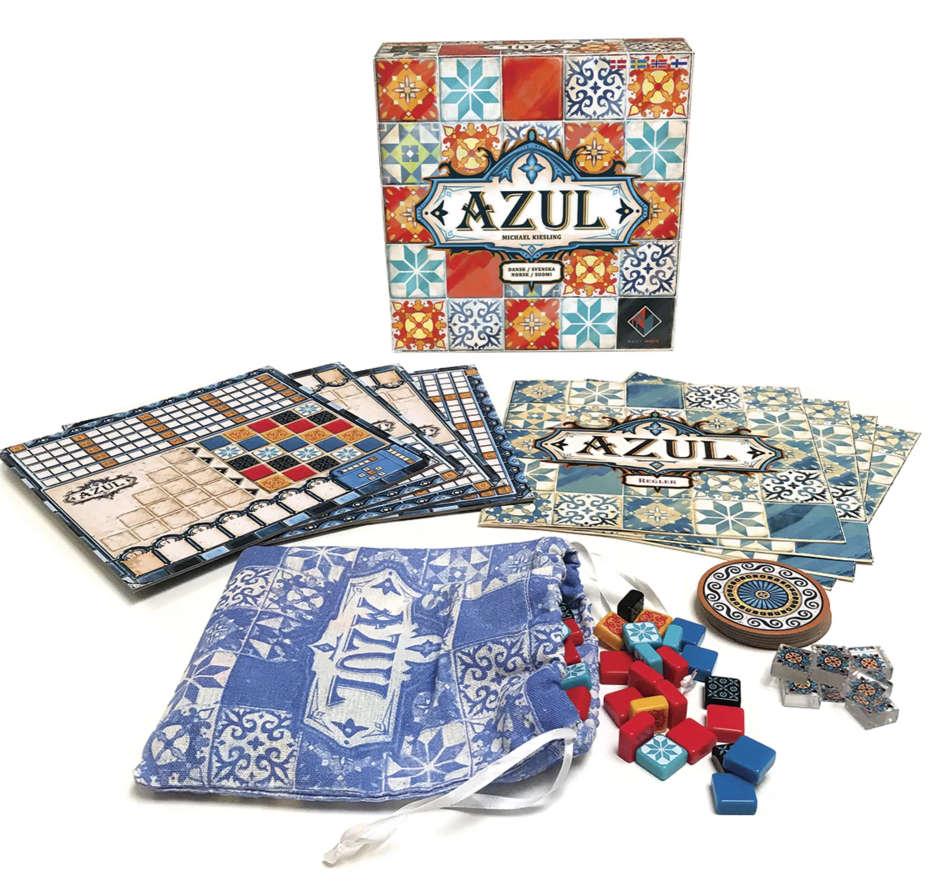 Azul brætspil