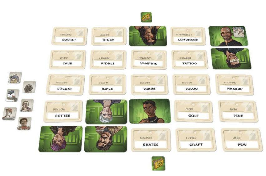 Codenames Duet - Brætspil for 2