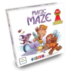 Magic maze samarbejdsspil