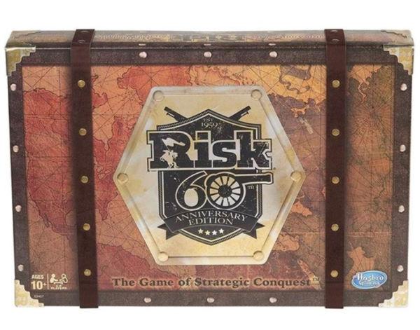 risk jubilæum version brætspil