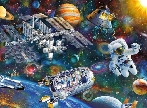 cosmic exploration ravensburger