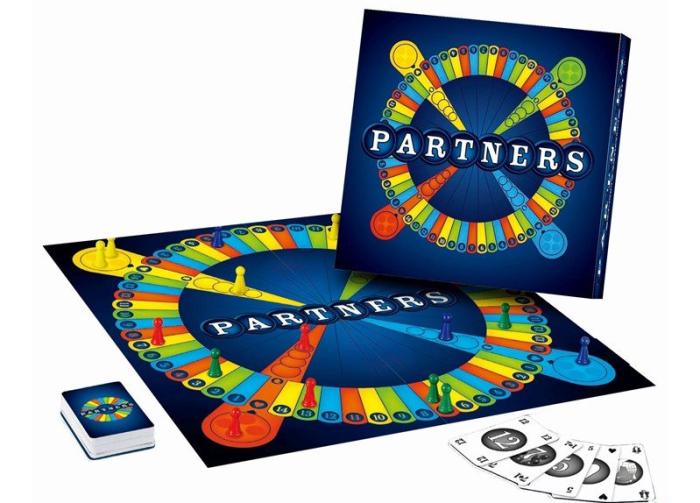 Partners brætspil voksne