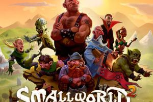 Smallworld 2 digitale brætspil
