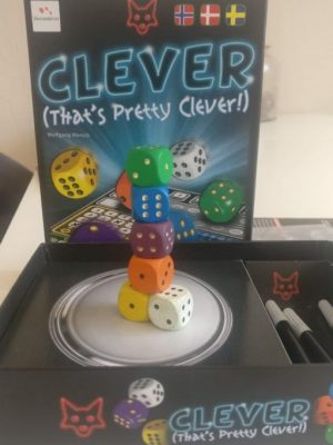 Clever brætspil