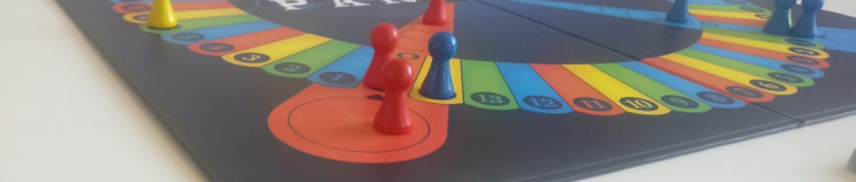 Partners sjove brætspil