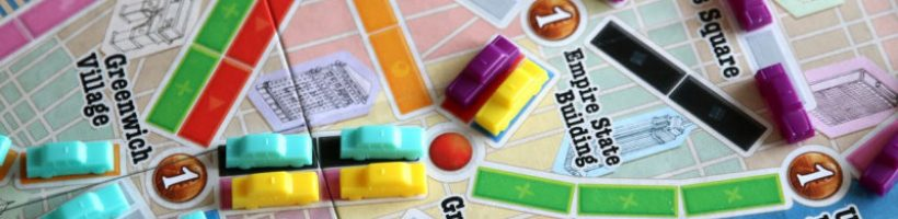 ticket to ride new york version